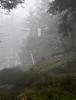 Na Svárov se povaluje mlha.