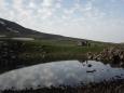 Geghamy mezi vrcholy Učtepe a Aždahak, Arménie
