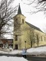 Kostel v Božím Daru...