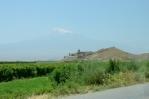 Klášter Khor Virap a okolí, Arménie