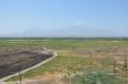 Ararat (5137 m) a Malý Ararat (3896 m), Turecko (pohled z Arménie)