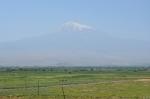 Ararat (5137 m), Turecko (pohled z Arménie)