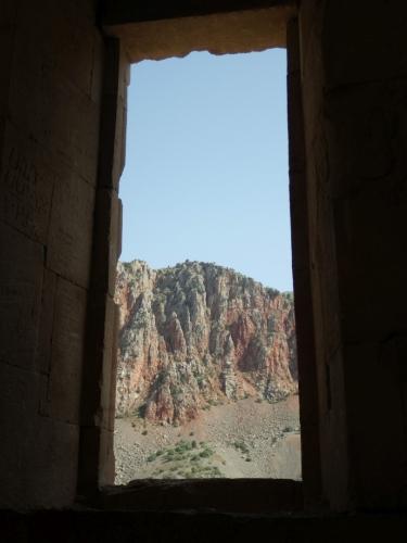 Výhled z kostela