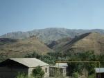 Krajina mezi městy Areni a Jermuk, Arménie