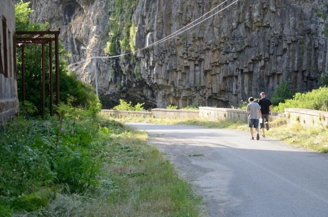 Údolní stezka