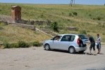 U vesnice Landžar, Arménie
