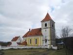 Kostel sv. Petra a Pavla.