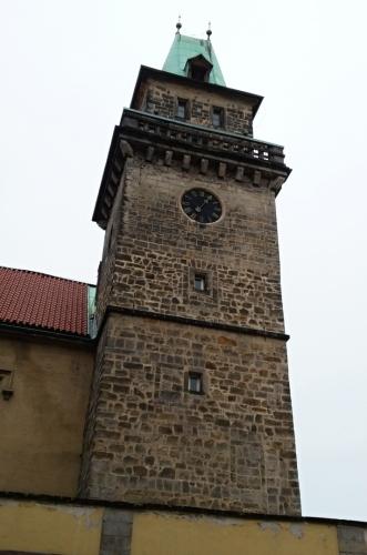 Věž je turistům zpřístupněna.