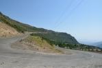 Mezi vesnicemi Halidzor a Tatev, Arménie