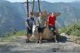 Mezi vesnicemi Halidzor a Tatev - kaňon řeky Vorotan, Arménie