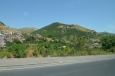 Poblíž města Goris, Arménie