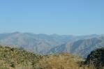 Silnice M17 mezi Kapanem a Meghri, Arménie