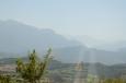 Mezi městy Goris a Kapan, Arménie