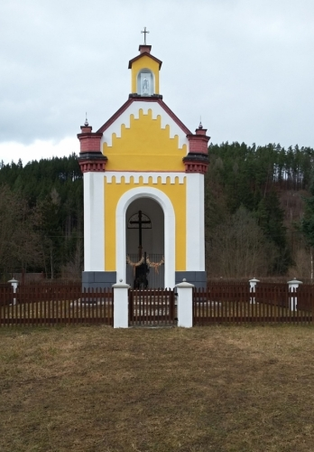 Kaple v Anníně...
