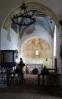V kostele sv. Mořice...
