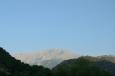 Výhled na pohoří Zangezur, jižní Arménie