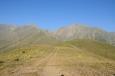 Meghrijské sedlo (2535 m), jižní Arménie
