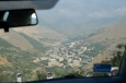 Město Kajaran, jižní Arménie