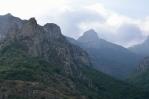 Přejezd z Kajaranu do Kapanu, jižní Arménie