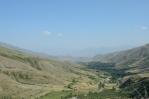 Sedlo Vardenyats (2410 m), Arménie