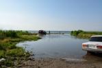 U jezera Sevan poblíž Martuni, Arménie