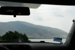 Při jezeru Sevan (střední část, východní břeh), Arménie