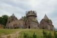 Klášter Goshavank, Arménie