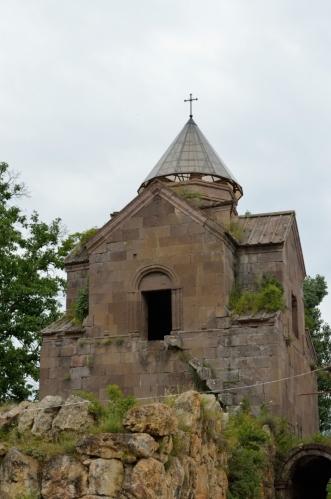 Zvonicí věž a knižní depozitář