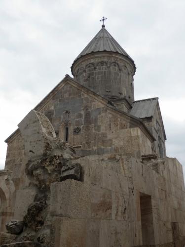 Kostel sv. Matky Boží, pocházející z konce 13. století.