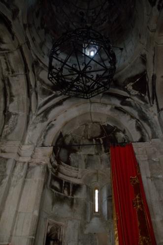Zřejmě jeden z menších kostelů