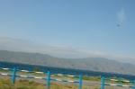 U jezera Sevan, Arménie