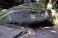U jeskyně Postojna...