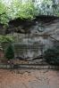 U symbolického hřbitova horolezců. Hřbitov leží pod Mariánskou vyhlídkou, pod stěnou Nekonečné skály. Jedná se o symbolický hřbitov tragicky zahynulých horolezců. Původní myšlenka, vytvořit hřbitov, patří sochaři a horolezci V. Karouškovi (wikipedie).