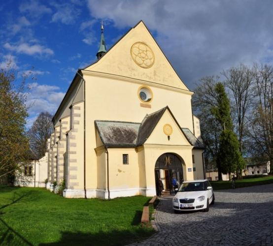 Kostel sv. Václava...