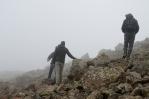 Výstup na Aragats, Arménie