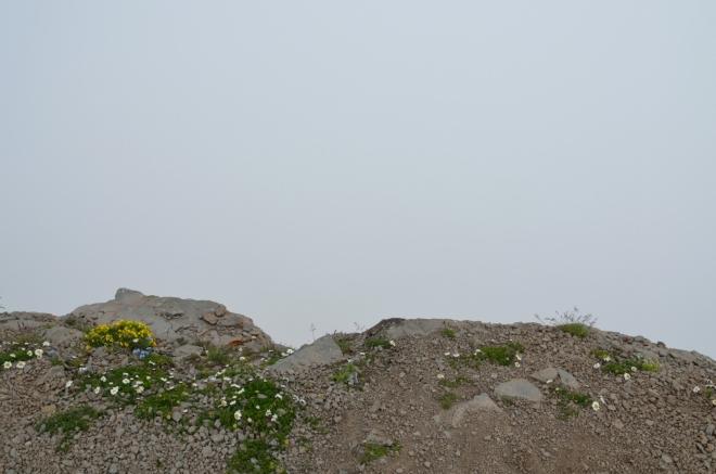 Toto je prosím pohled do kráteru.