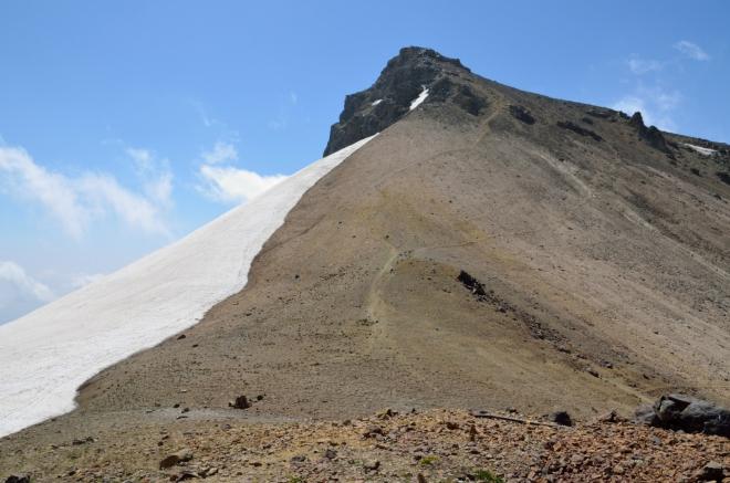 Jižní vrchol ještě jednou