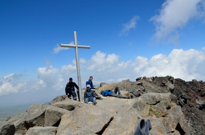 První vrcholovka se jako tradičně velmi povedla.