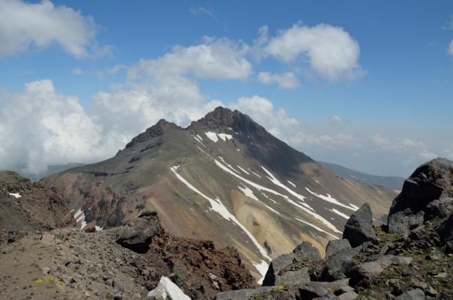Severní Aragats