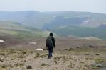 Sestup z Aragatsu, Arménie