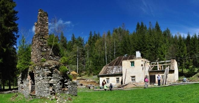 Hamerské údolí.