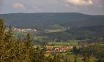 Pohorsko a Zuklín pod Javorníkem.