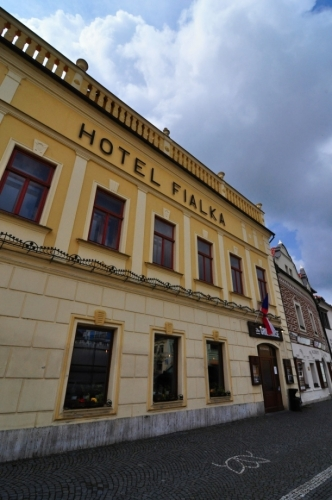 Hotel Fialka.