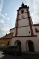 Kostek sv. Václava je největší a nejstarší sušický kostel, přičemž první zmínka pochází z roku 1233.