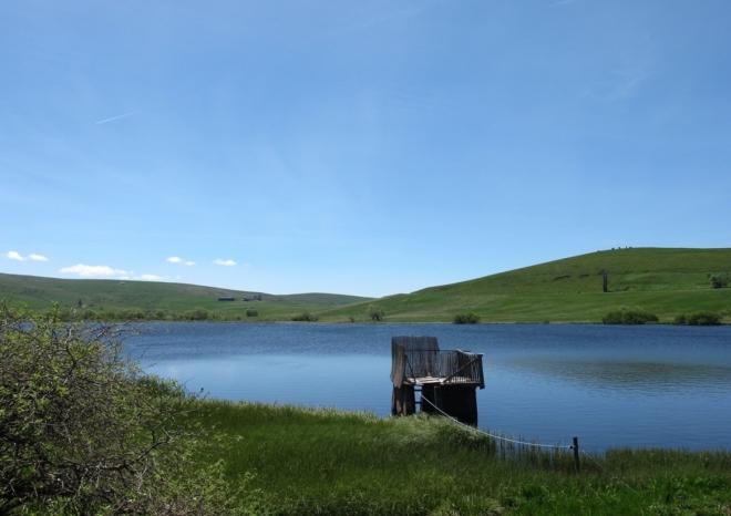 Lac d en Bas