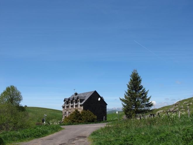Dům na okraji La Godivelle
