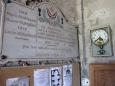 V kostele v La Godivelle