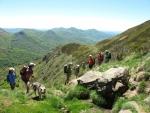 Na úbočí Puy de Peyre Arse