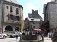 Náměstíčko v Besse - en Chandesse