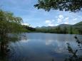Lac nad Cascade de la Roche